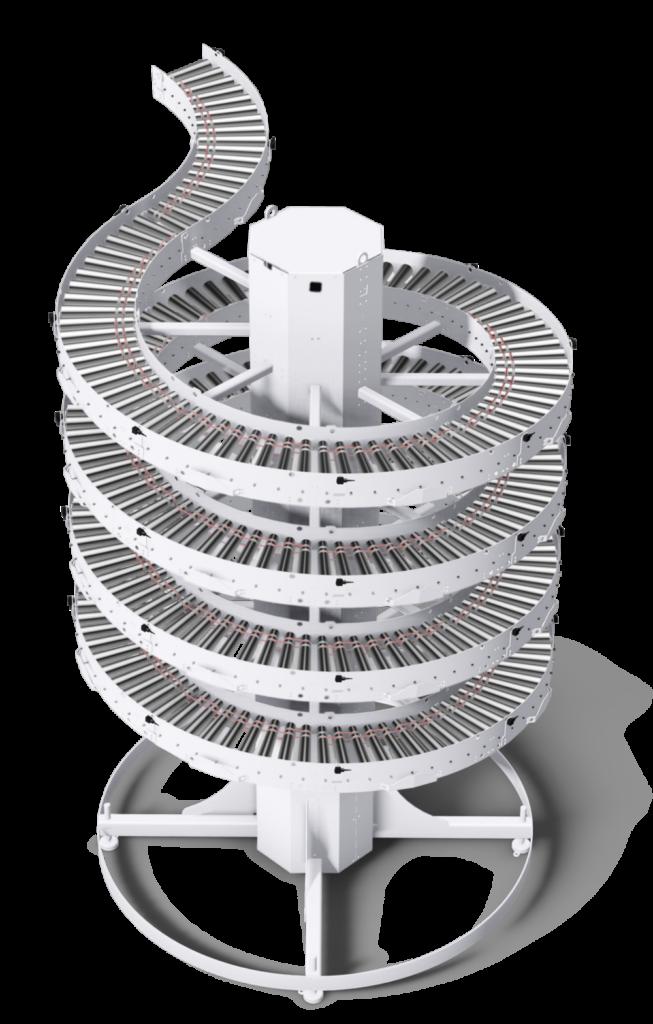 spiral konveyor